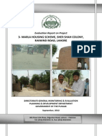 Project Id142 Eval Reprt 3 Marla Housing Scheme Shershah Colony Lhr