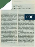 Pierre Clastres. La sociedad contra el estado+capeletti.pdf