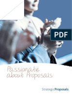 Strategic Proposals Brochure
