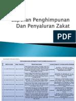 Laporan UPZ Bulan Juli 2014
