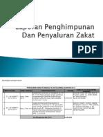Laporan UPZ Bulan Mei 2014