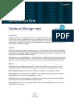 Database Management using Epsilon