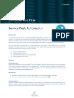 Service Desk Automation