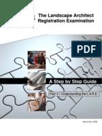 The Landscape Architect Registration Examination
