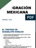 inmigracion mexicana