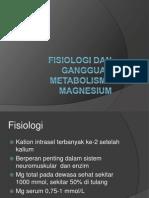 Magnesium Ppt