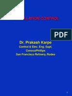 Fractionation Tower Controls-part 1