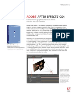 Cs4 After Effects Whatsnew