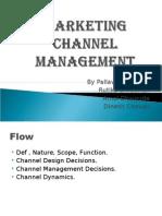 Mktg Channels