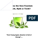 Green Tea the New Fountain of Youth Myth or Truth (1)