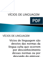 3º ano - Vicios de Linguagem.ppt