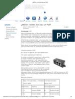 ¿Qué es y cómo funciona un PoE_.pdf
