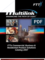 Multilink's Commercial, Business and Residential Product Solutions
