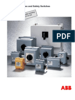 ABB Enclosed Isolators