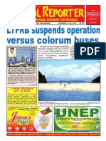 Bikol Reporter October 19 - 25 Issue