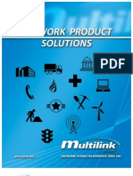 Network Product Solutions