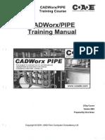 CADWorx training.pdf
