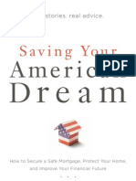 Saving Your American Dream Preview