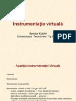 Instrumentatie virtuala