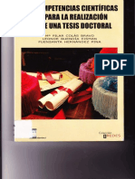 Competencias científicas para la elaboración de una tesis doctoral.pdf