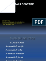 Curs 08 Anomalii dentare.ppt