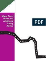 Major Road Rules WA