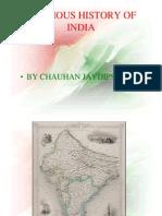 Presentation on History of India