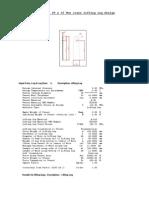 Crane Lifting Lug Design