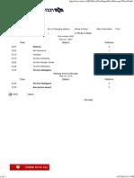 Israel Railways - Drive Plan