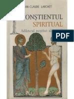Jean Claude Larchet Inconstientul Spiritual
