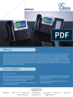 GXP 2140 Brochure
