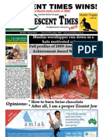 crescenttimes_Dec issue - 2009