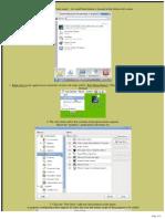 Sidewinder Linux Desktop Intergration