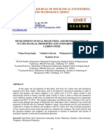 Development of Dual Phase Steel and Determination Its of Mechanical Properties