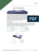 Data Sheet IP VCR