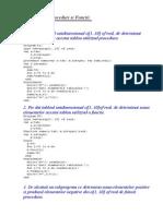 Proceduri si Functii.doc