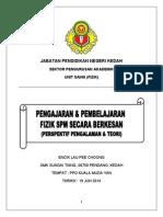 PdP Fizik SPM Secara Berkesan_Pengalaman Dan Teori