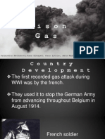 wwi weapons project