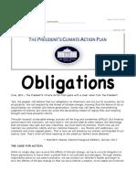 Ground Zero - The President's Climate Action Plan