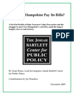 Can NH Pay Its Bills 12-22-09