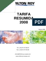0802_TARIFA RESUMIDA DISTRIBUIDORES_2008.pdf