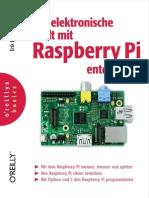 Die elektronische Welt mit Raspberry Pi entdecken - Erik Bartmann.pdf