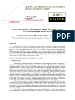 Effect of Silicon Oxide Sio2 Reinforced Particles on Ageing Behavior of Al 2024 Alloy