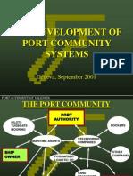 PortCommunitySystems.ppt