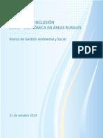 Proyecto de Inclusión Socio-Económica en Áreas Rurales