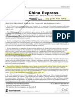 China Demand via Scoshe