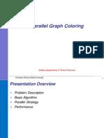 PRAM Algorithm (Graph Coloring)