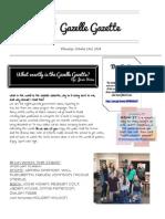 Gazelle Gazette