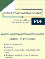 Pengantar_farmakognosi_2014 4 Sept 14