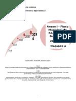 Plano Municipal de Educação - Bombinhas 2024 (documento base)